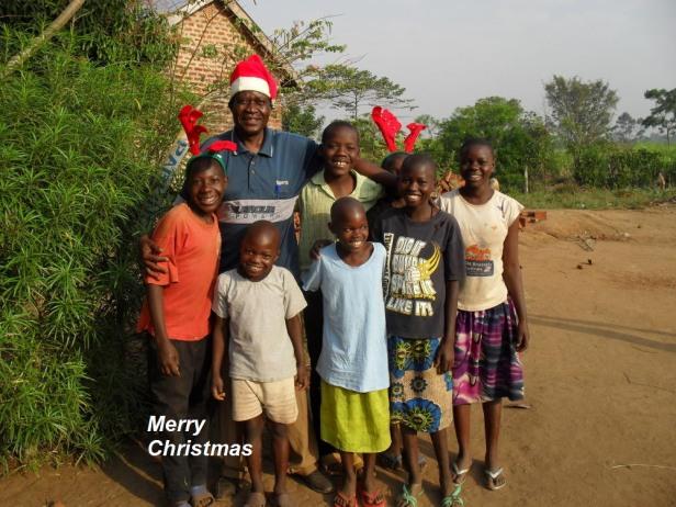 Merry Christmas - Daddy James