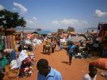 Stalls all the way to Lake Victoria
