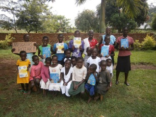 Asante sana!! Thank you Lamplighters rotary for the wonderful dictionaries!!