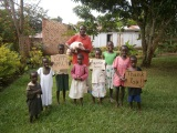 Asante sana to the Thoms family for the pig