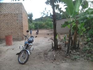 Innocents motor bike