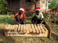 Wishing you...A Musical Merry Christmas