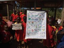Thank you Maizze-Grace for donating some teaching charts