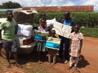 11 Thank you Marton Primary School for all the mosquito netsyou donated to the children in Nawanyago