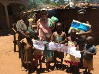 Schools and individuals donated life saving mosquito nets