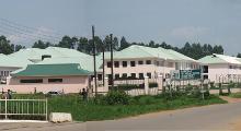 Kampala International University, Clinical Campus in Ishaka, Western Uganda