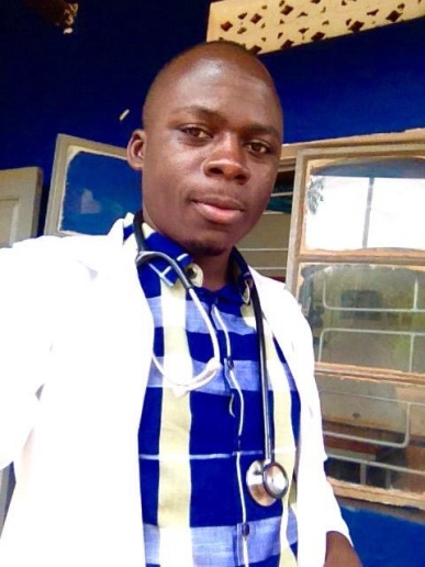 Bosco qualified as nurse in 2018 and will shortly be attending his graduation ceremony. Unfortunately I will miss it. The stethoscope around his neck was a gift from our daughter Nicola